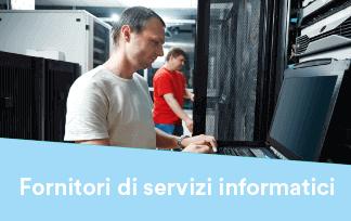 settore fornitori di serviz informatici